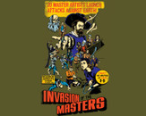 Invasion of the Masters! by polynothing