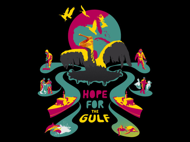 WE ARE HOPE FOR THE GULF