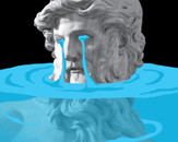 Tears of A Water God by ObnoxiousMute