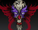 Living Dead Clown by AceDisgrace