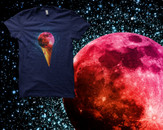 sweet side of the moon by sustici