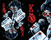 The KIng of Hearts. by MrRocks