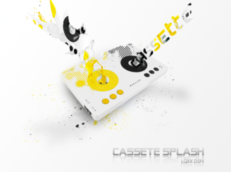 Cassete Splash by Imsomnia