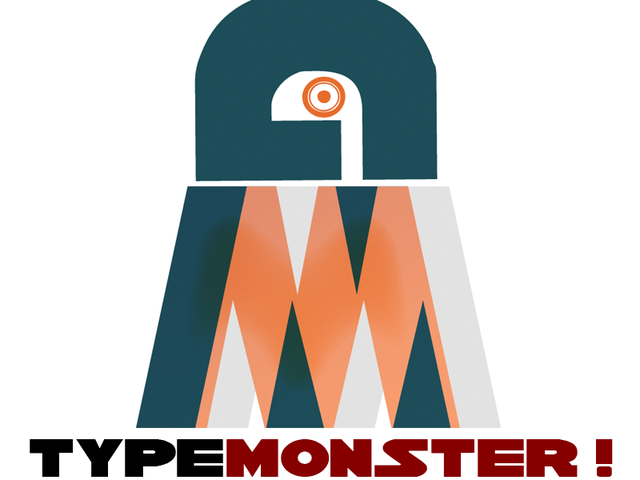 TYPEFACE MONSTER