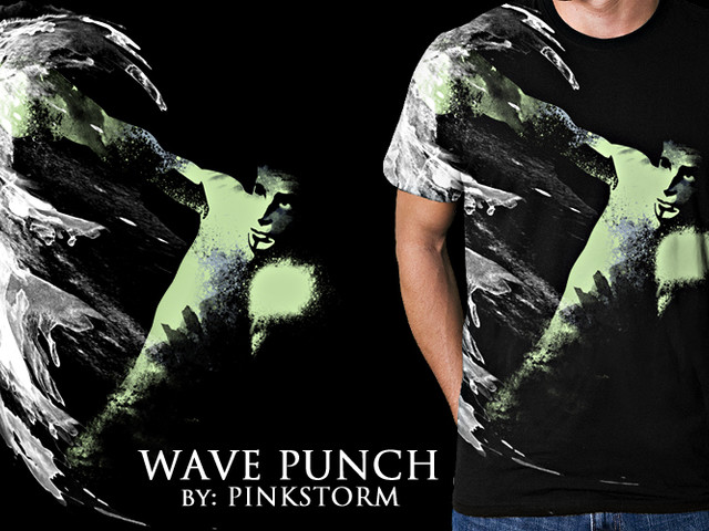 =Wave Punch=