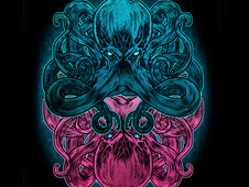 Octopi  T-Shirt Design by