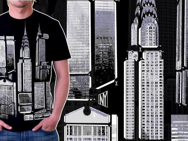 New York Cutout