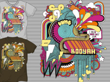 Booyah! T-Shirt Design by