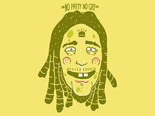 sponge[BOB]marley??? T-Shirt Design by