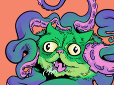 Octopussy T-Shirt Design by