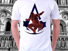 Assassin T-Shirt Design by
