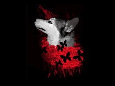 beautywolf T-Shirt Design by