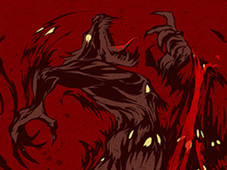 Werewolf T-Shirt Design by