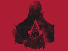Assassins mark T-Shirt Design by