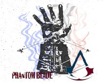Phantom blade design T-Shirt Design by