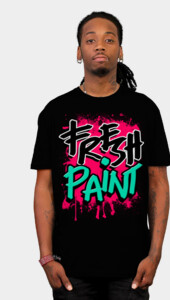 Fresh Paint T-Shirt