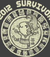 2012 Survivor T-Shirt