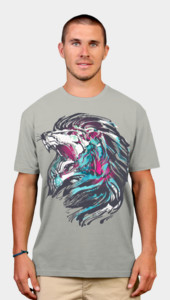 Colorful Fury T-Shirt