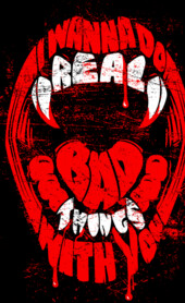 Real Bad Things T-Shirt