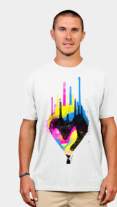 Melting Up T-Shirt