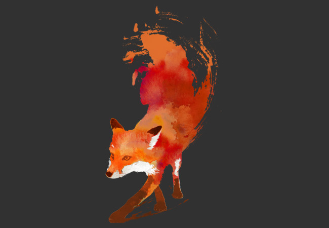 Vulpes Vulpes  Artwork