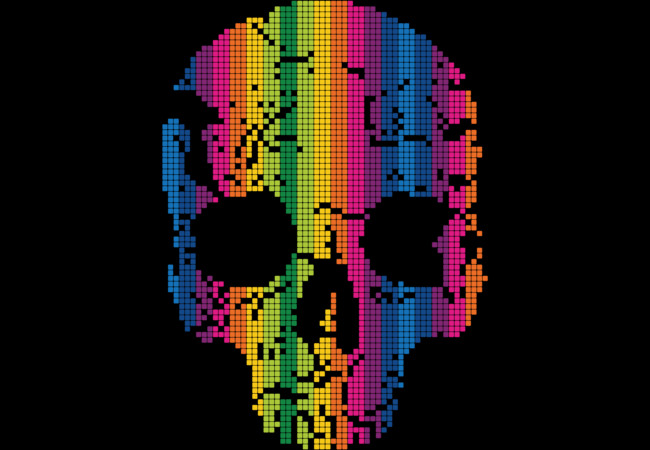 Colorskull  Artwork