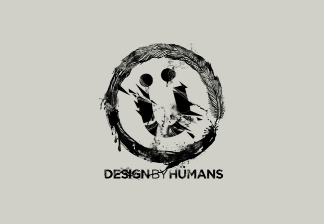 DBH Artist Series Feathered Logo  Artwork