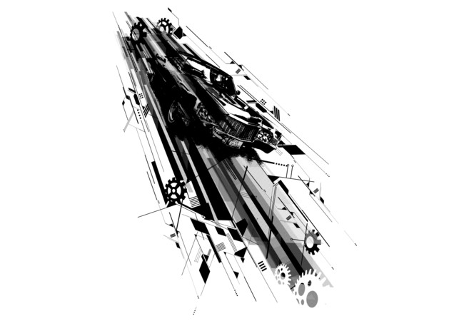 Speed Mechanism  Artwork