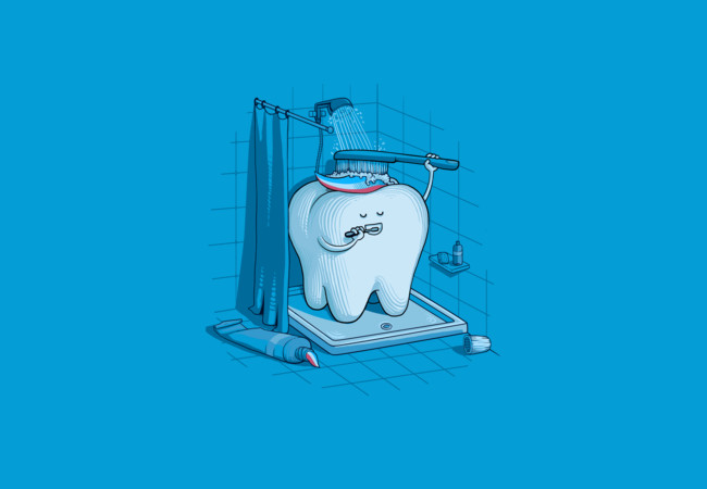 Dental Hygiene  Artwork