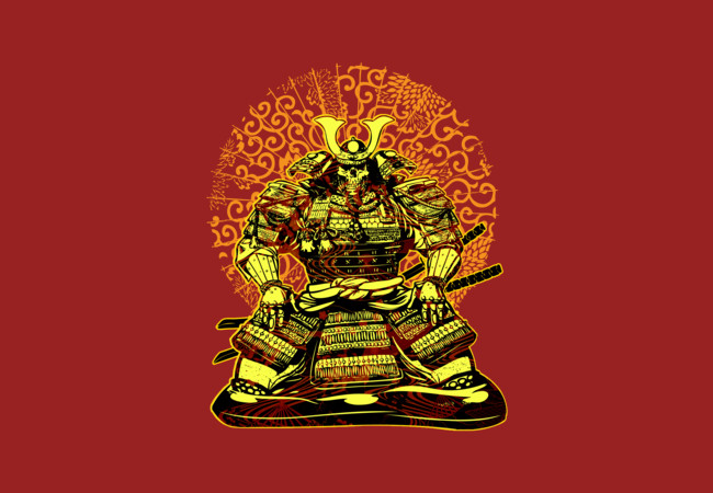 the samurai  Artwork