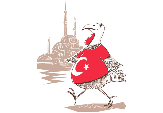 Turkey  Artwork