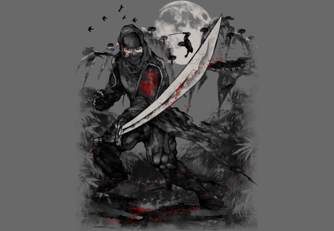 Ronin  Artwork