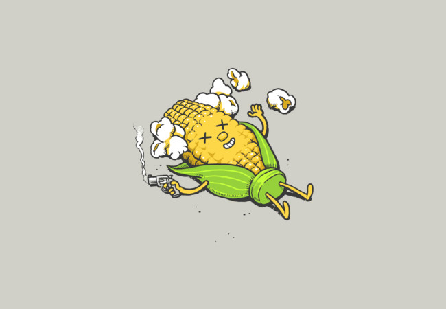 Corn Suicide  Artwork