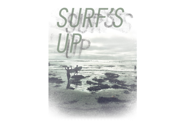 Surf's Up  Artwork
