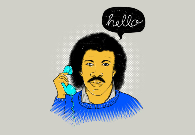 Hello?  Artwork