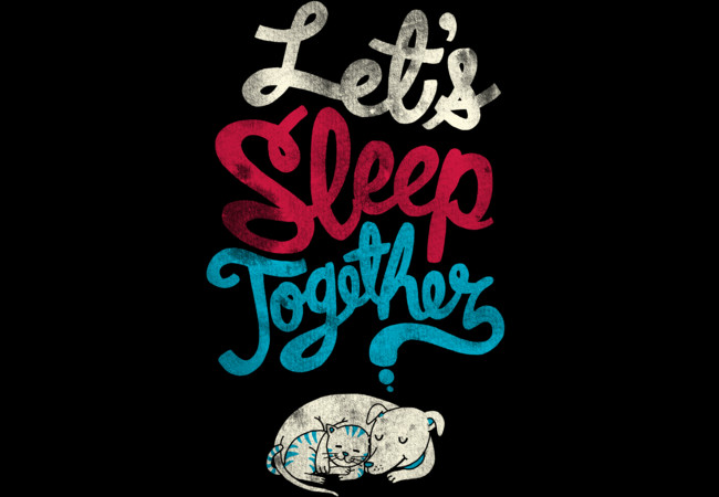 Let's Sleep Together  Artwork