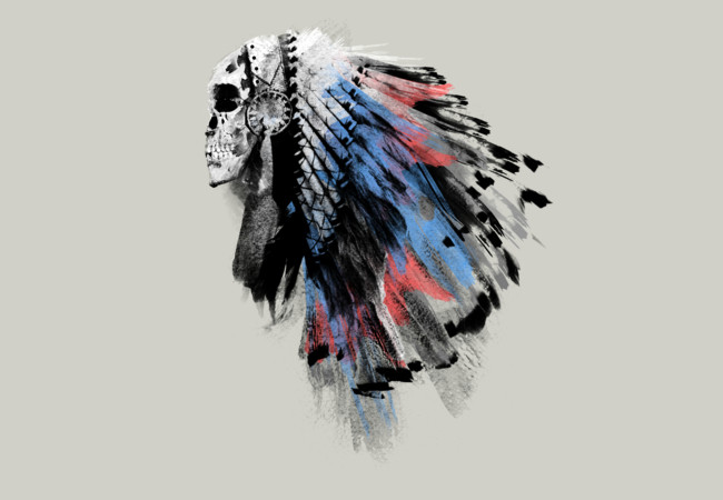 Dead Chief  Artwork