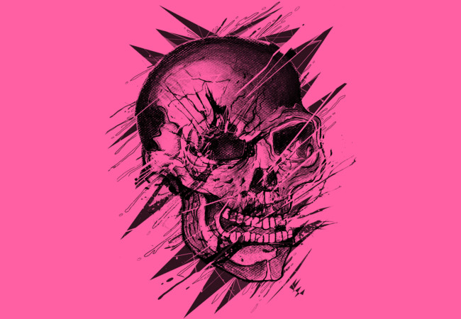 Skull's Not Dead  Artwork