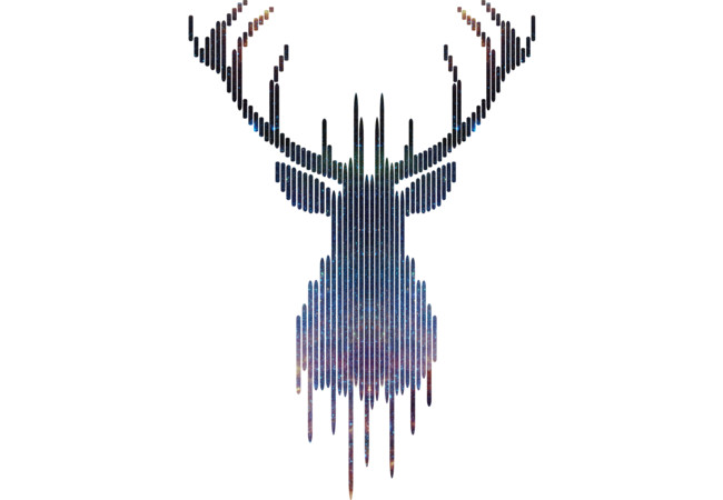 MinimalDeer  Artwork