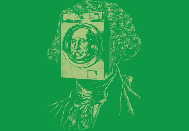 George WASHington Machine  Artwork
