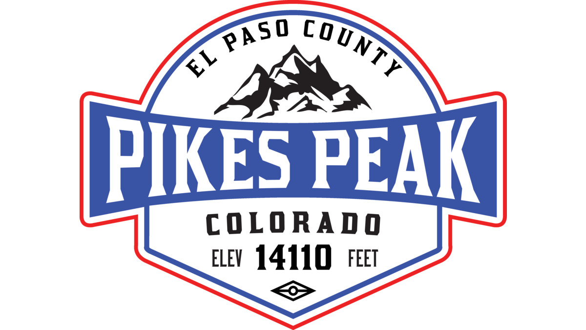 Pikes Peak Coffee >> Pikes Peak Colorado Skiing Ski Mountains El Paso County Snowboar Sticker By Heybert00 Design By ...