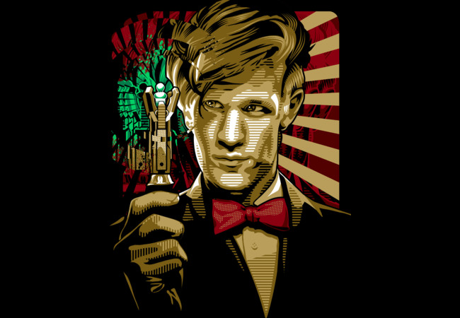 11th Doctor T-Shirt thumbnail