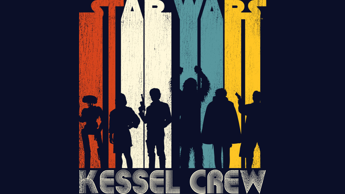 Kessel Crew T Shirt By StarWars Design By Humans
