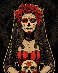 Lady of the Dead Shirt