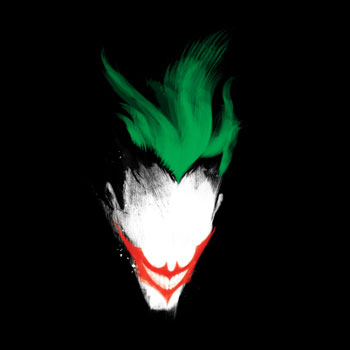 dark joker 6amcrisis batman tee tshirt design
