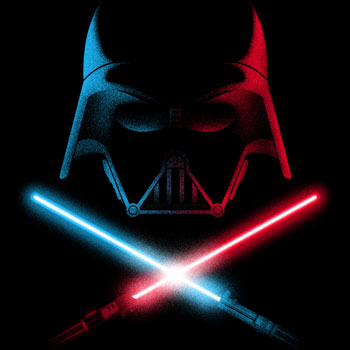 darth vader sith and sabers dreweyes lightsaber star wars death star tshirt tee