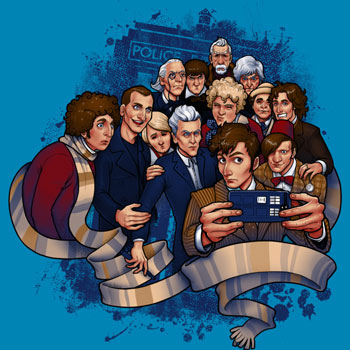 doctor selfie war medusadollmaker t shirt tee ellen degeneres selfie lemme take a selfie dr who doctor who tardis space time travel pop culture parody mashup