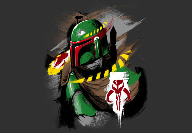 Hunter Starwars Design