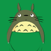 totoro pocket tshirt tee cute