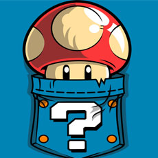 mario video games gaming nintendo mushroom t shirt tee